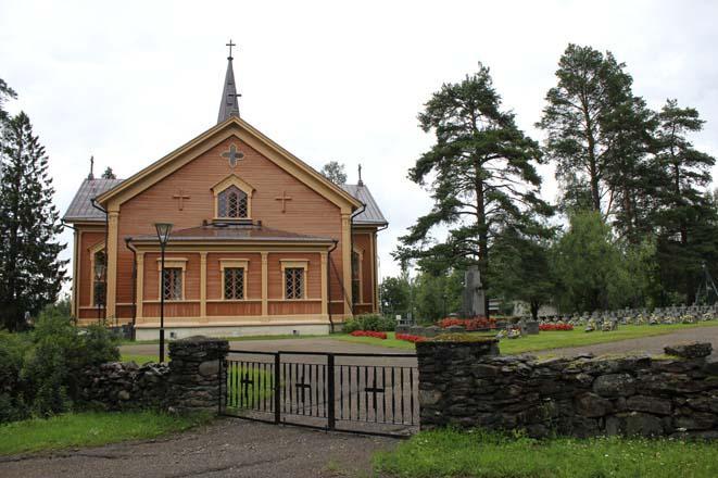 Kontiolahden Kirkko